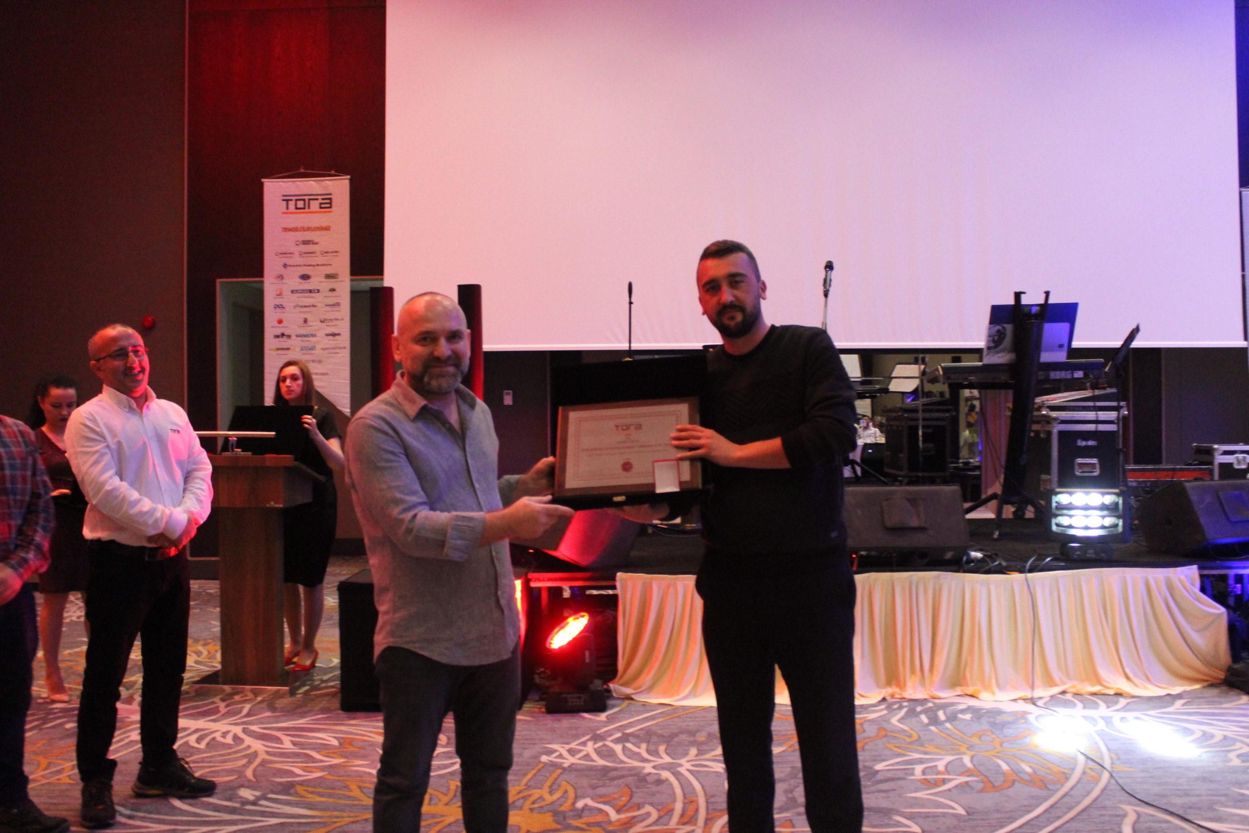 SATIŞ Performans Ödülü – Lidya Akdeniz / ANTALYA