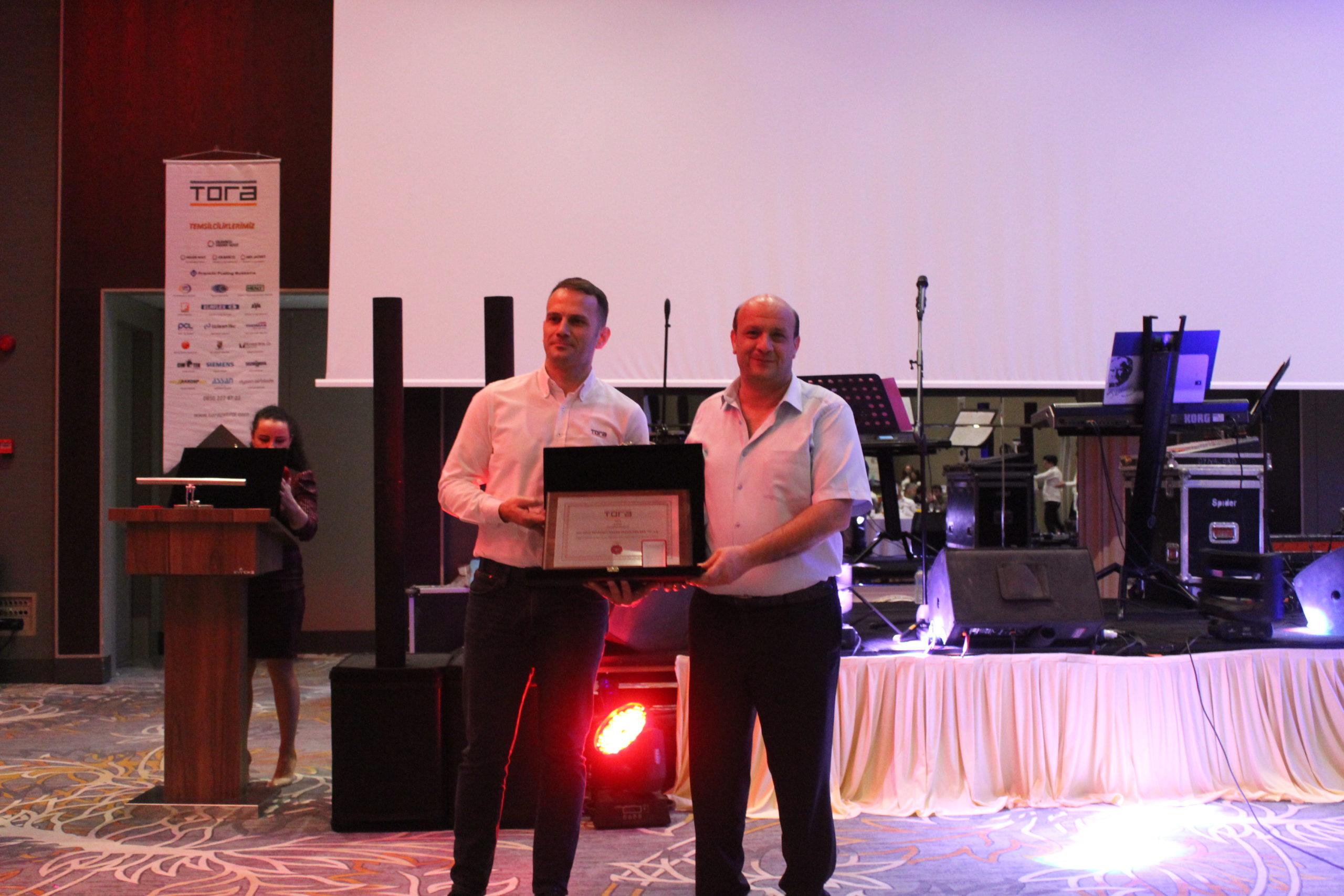 SEÇ Gelişim Ödülü – Aspet Akaryakıt / VAN