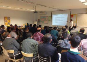 Bölge servis eğitimleri 2014 IV
