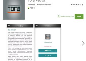 Tora Petrol'den bir yenilik daha