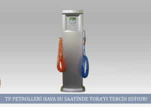 Tora TP Petrol hava su saati ihalesini kazandı