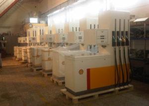 Tora Akaryakıt dispenseri montaj ve revizyonları