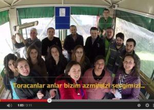 Tora çalışanları 2014 yıl sonu videosu
