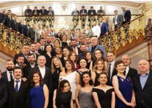 Tora Petrol ailesi 20. yılını kutladı