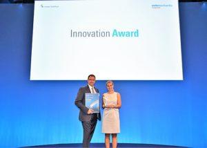 WashTec'e inovasyon ödülü Verildi
