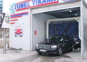 Kadoil washtec tünel araç yıkama makinesi