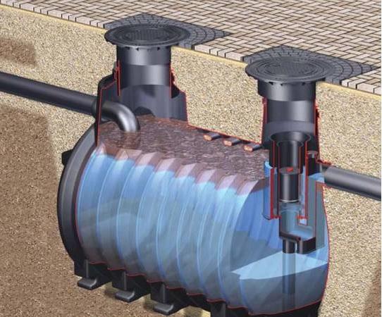 seperatör yağ yakıt ayırıcı